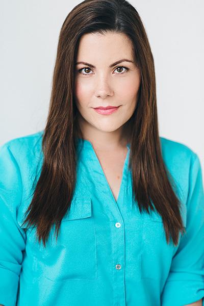 Jessica Danov Headshot