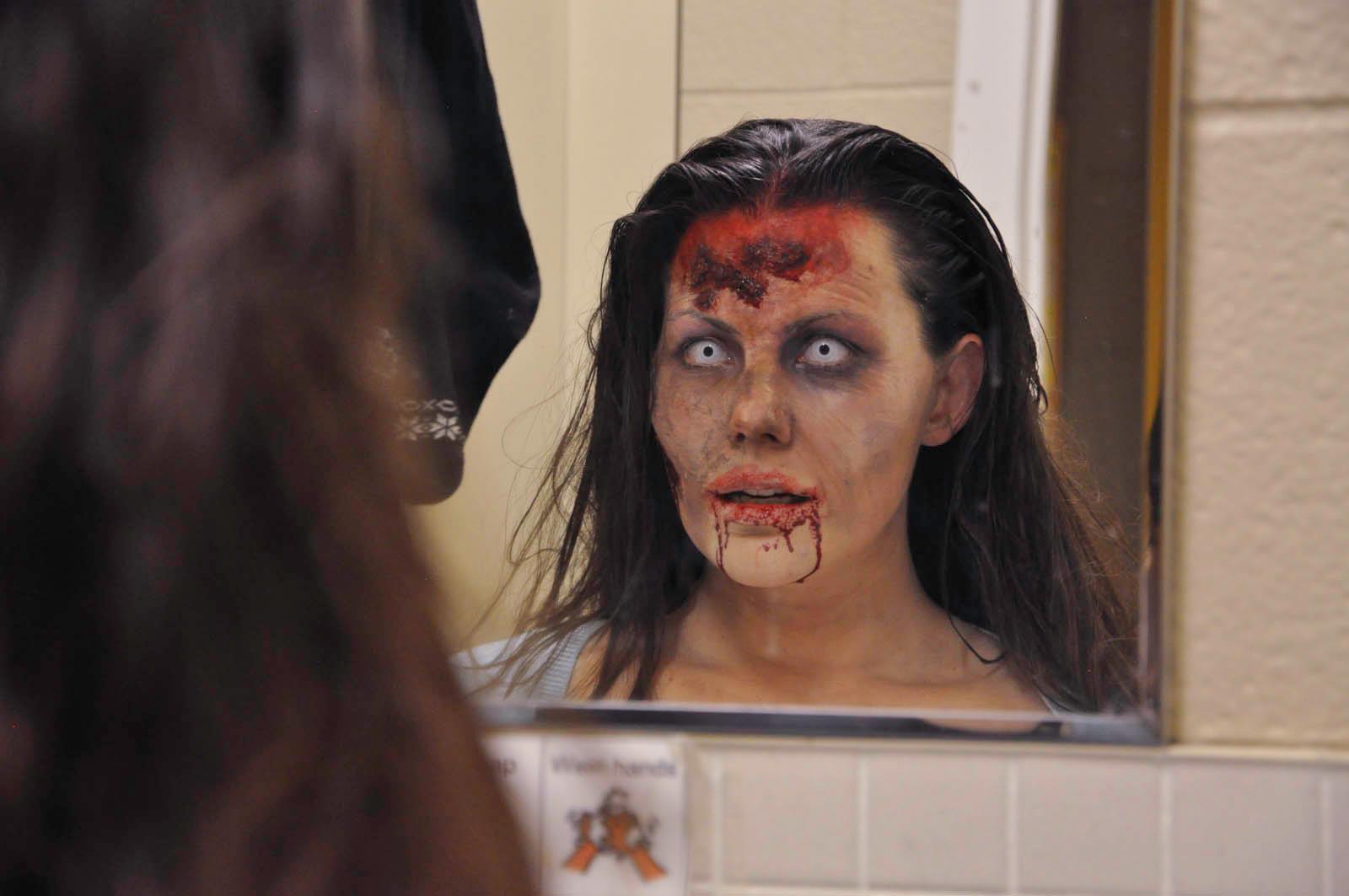 Zombie Mirror